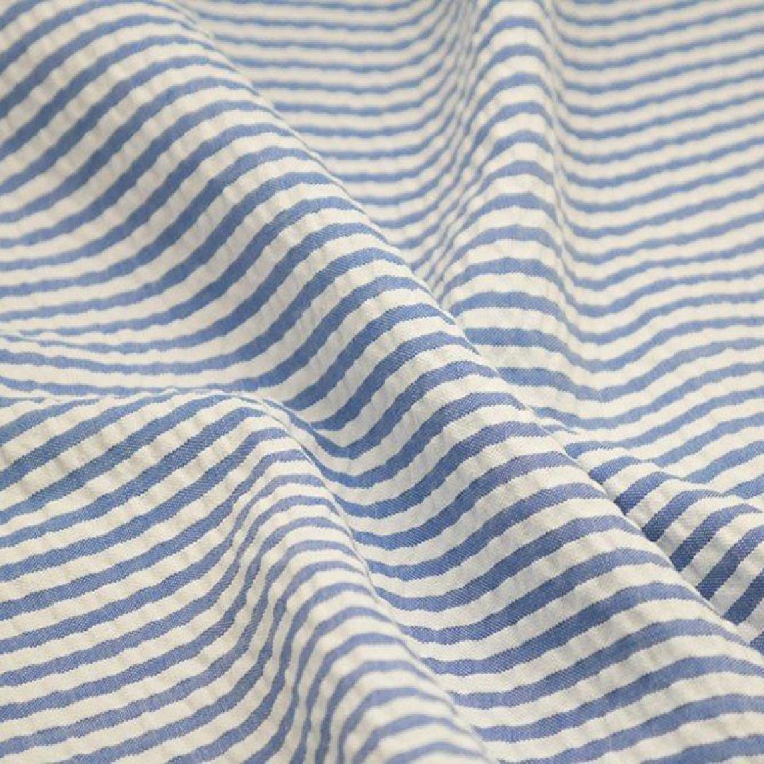 Fabrics 101: Seersucker